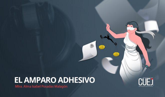 AMPARO ADHESIVO