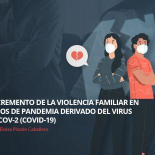 El Incremento de la Violencia Familiar en Tiempos de Pandemia Derivado del Virus SARS-COV-2 (Covid-19)